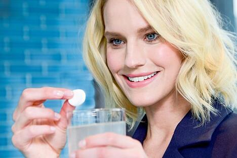 Rebalance oral pH with alkaline mouthwash toothpaste baking soda coconut oil mint tea tree oil