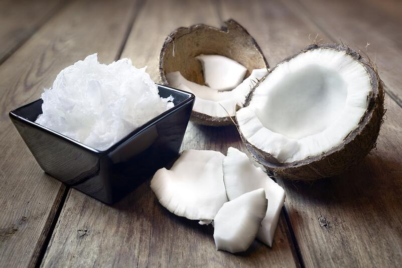 Why Coconut Oil Is Good For Your Teeth