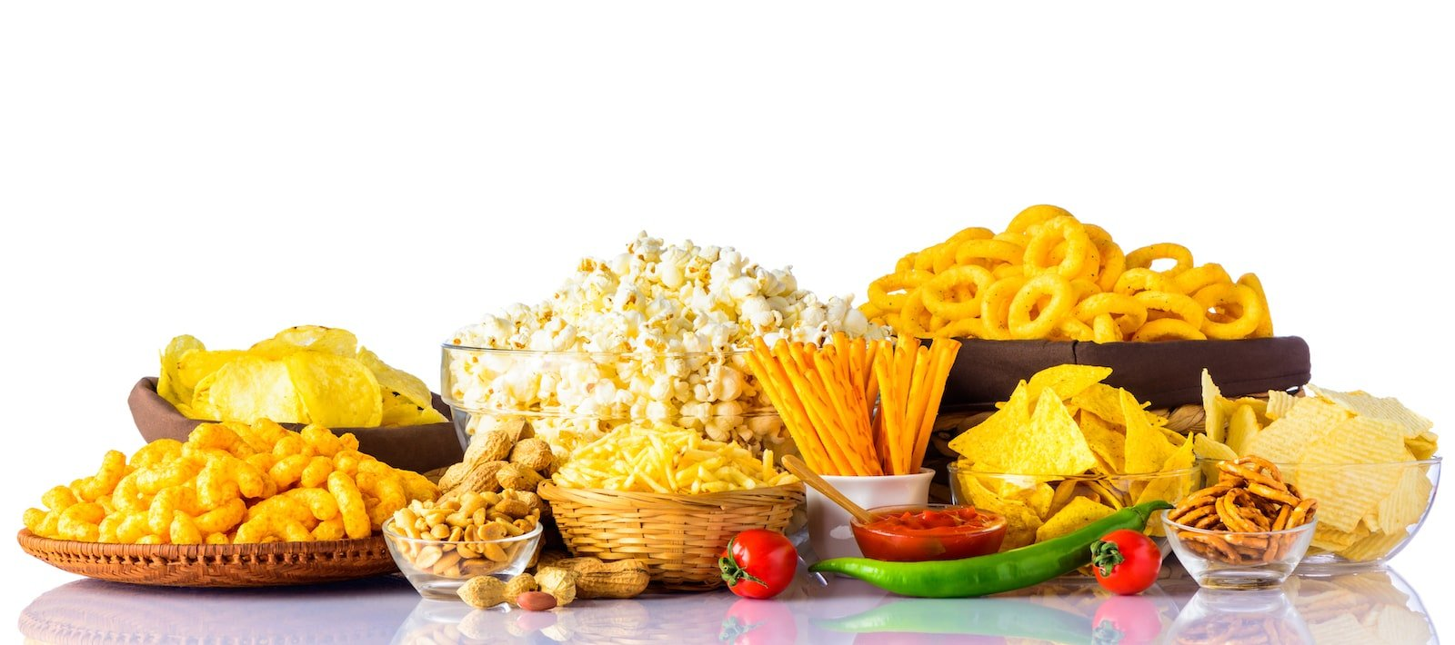The Foods & Beverages That Cause Tooth Erosion